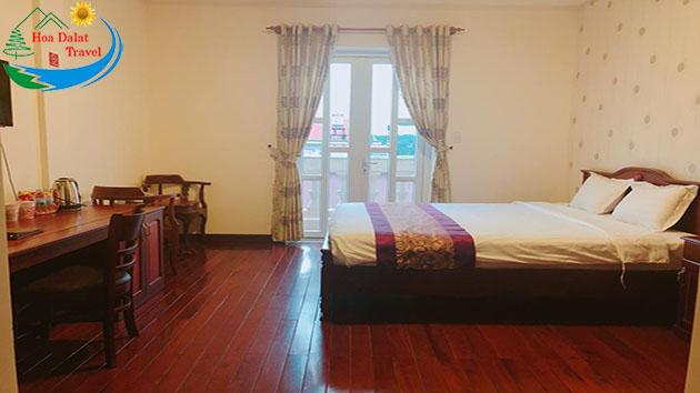 Phòng khách sạn Đông Dương Đà Lạt