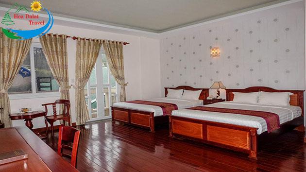 phòng superior 2  giường khách sạn Đông Dương