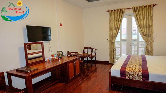 phòng tiêu chuẩn khách sạn Đông Dương