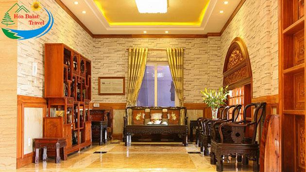 Review khách sạn đông Dương Đà LạtReview khách sạn đông Dương Đà Lạt
