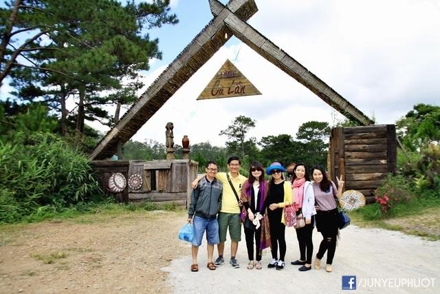 Tour Đà Lạt 4n3đ