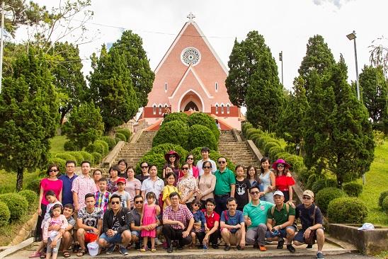 Tour Đà Lạt Nha Trang 5 ngày 4 đêm