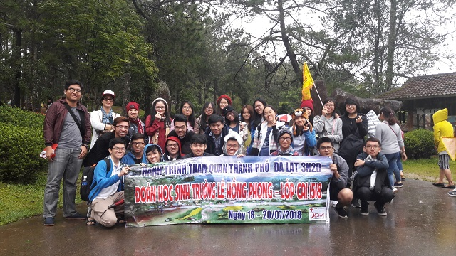 Tour Đà Lạt Nha Trang 5n4d