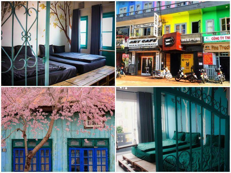 Beepub Hostel ở Đà Lạt
