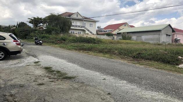 Bán 2 lô đất khu quy hoạch An Sơn Đà Lạt diện tích 200m²