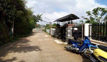 Bán gấp lô đất đường Nguyễn Đình Chiểu Đà Lạt Diện Tích 84m²