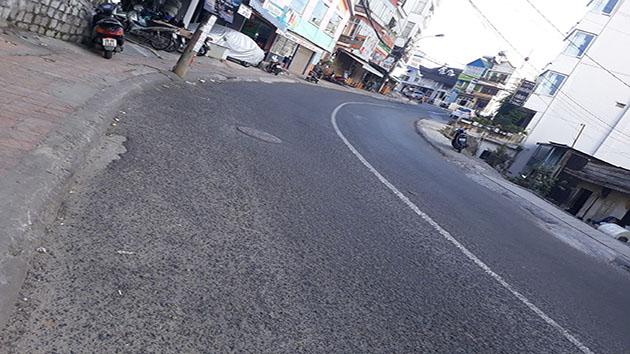 Bán Gấp lô đất đường Thông Thiên Học Đà Lạt diện tích 98m²