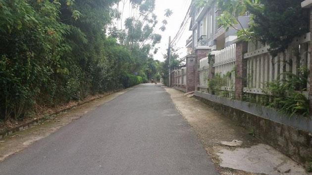 Bán nhanh lô đất đường Lê Văn Tám diện tích 604m²
