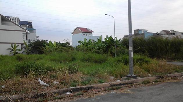 Bán lô đất đường Nguyễn Hữu Cảnh diện tích 90m²
