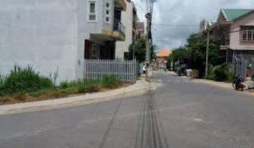 Cần bán lô đất song lập đường An Sơn Đà Lạt diện tích 170m²