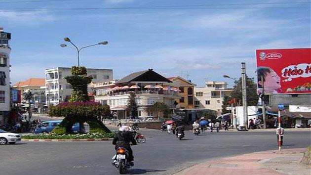 Cần bán nhanh lô đất đường Nguyễn Công Trứ Đà Lạt diện tích 90m²