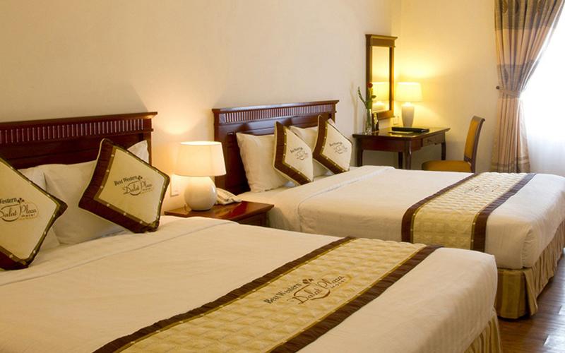 Đánh giá khách sạn dalat plaza