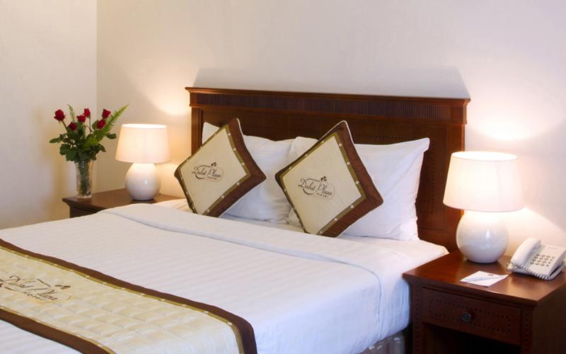 phòng Standard khách sạn Đà Lạt Plaza