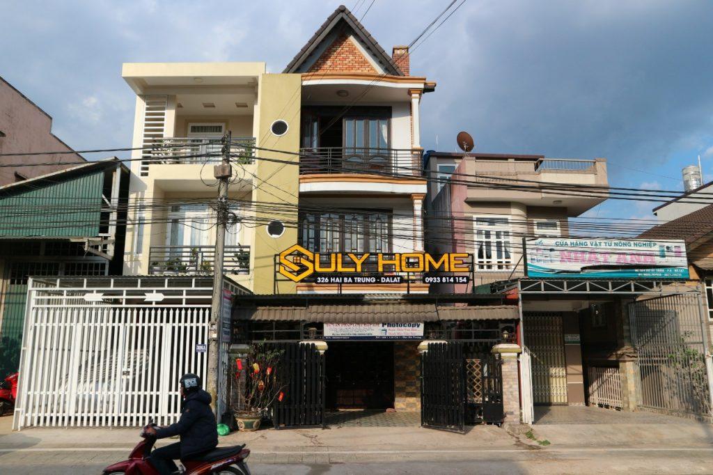 Suly home ở Đà Lạt