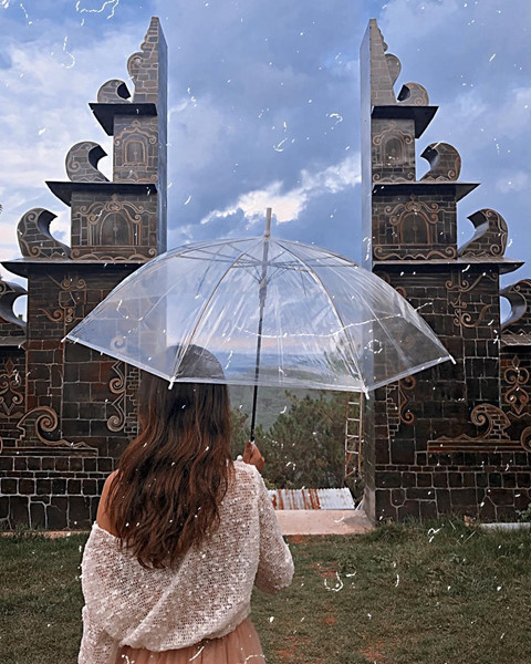 Cổng trời Bali Đà Lạt ở đâu