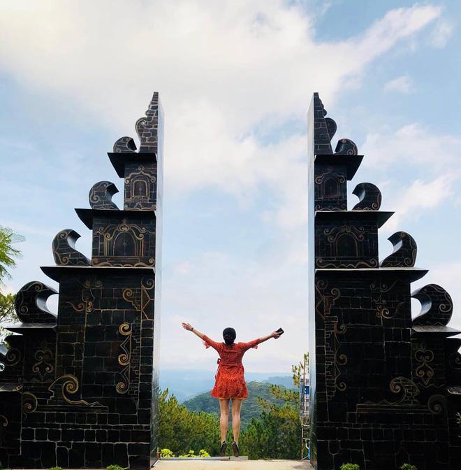 Cổng trời Bali ở Đà Lạt