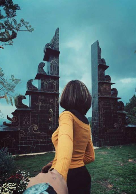 Điểm sống ảo cổng trời Bali