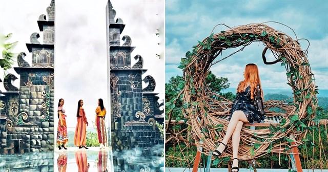 Giới thiệu cổng trời Bali Đà Lạt