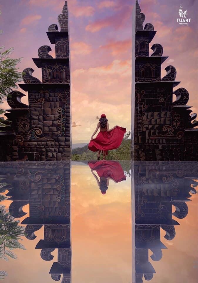 thánh địa sống ảo cổng trời bali đà lạt