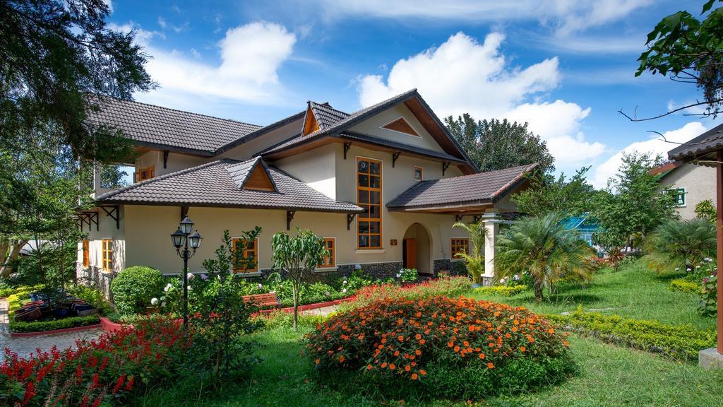 Monet Garden Villa ở Đà Lạt