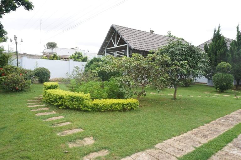 Bán biệt thự sân vườn Đà Lạt