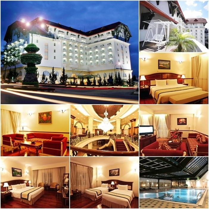 Khách sạn 4 sao giá rẻ ở Đà Lạt