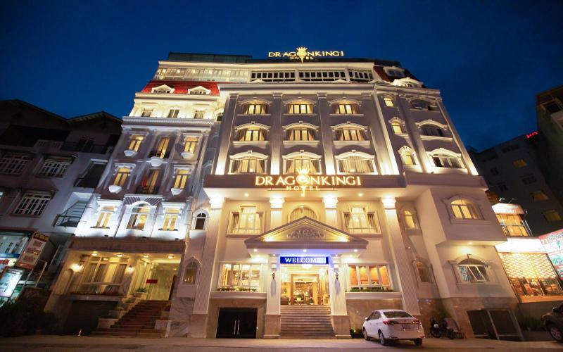 Khách sạn ở Đà Lạt Dragon King
