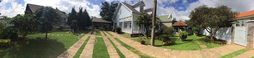 Lô đất biệt thự sân vườn