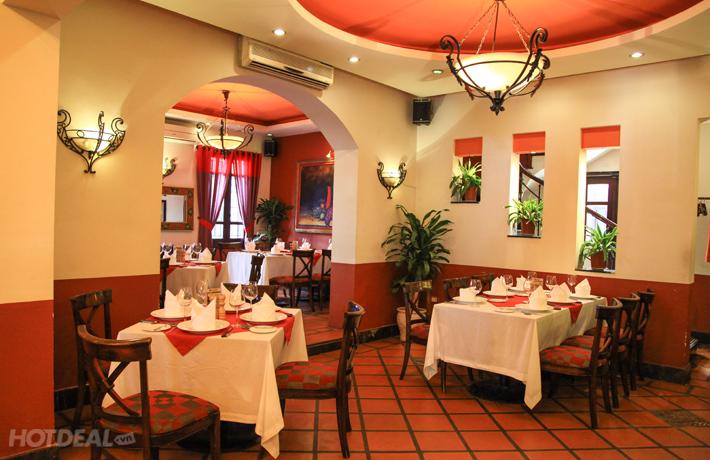 Nhà hàng Âu Lạc ở Đà Lạt
