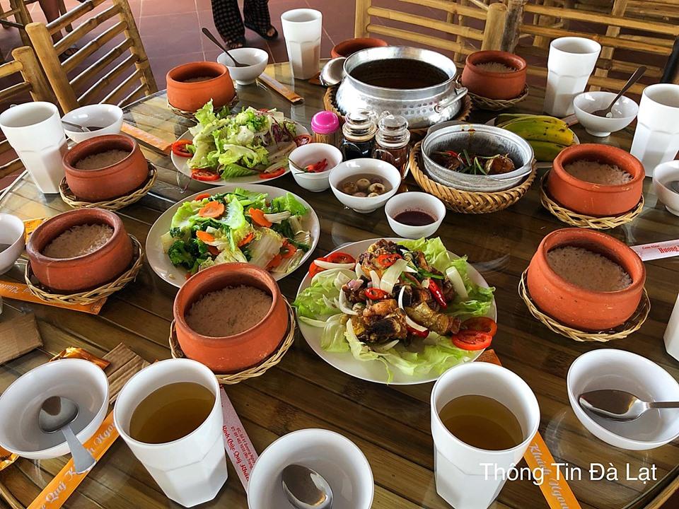 Nhà hàng Hương Việt Đà Lạt