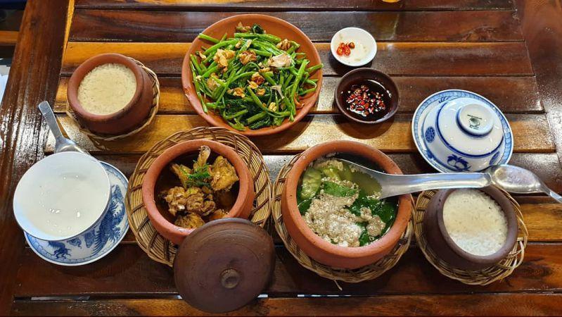 Nhà hàng Nhật Ly ở Đà Lạt