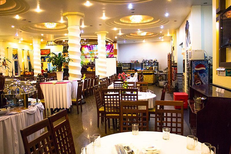 Nhà hàng sunrise Đà Lạt