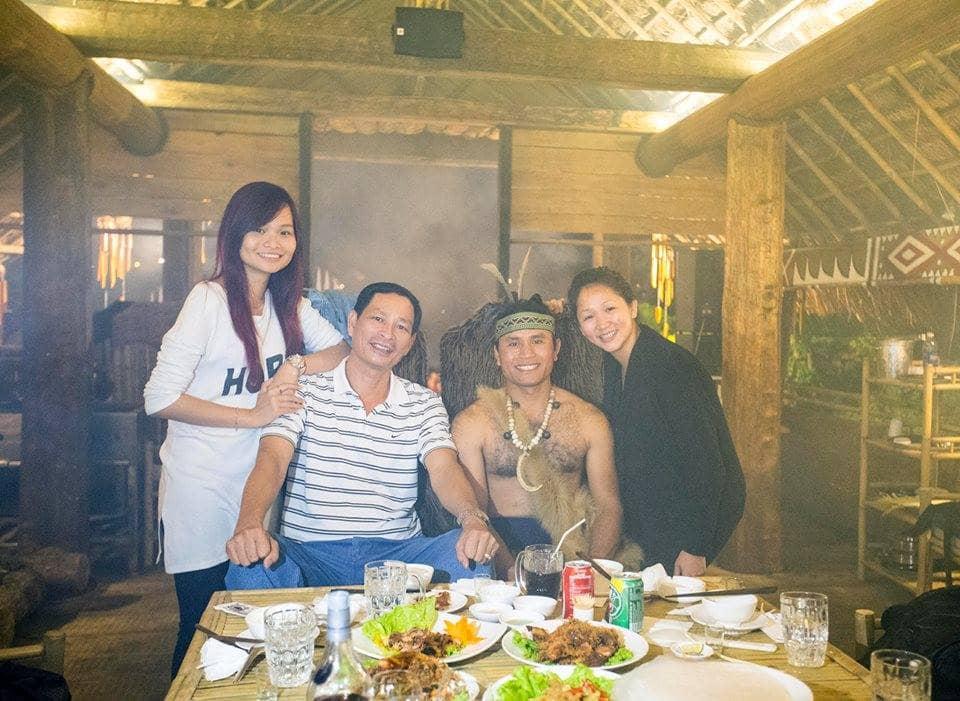 Review nhà hàng Đà Lạt Xưa