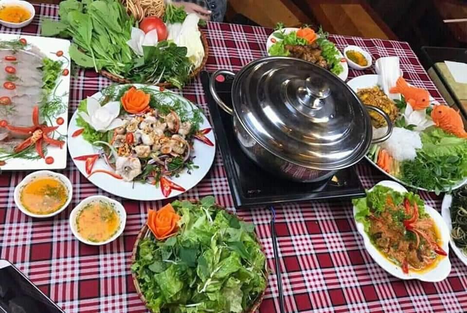 Review nhà hàng Đà Lạt