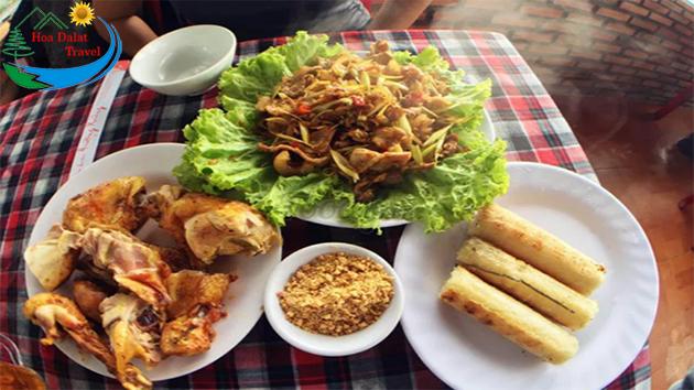 Review nhà hàng Hương Rừng Đà Lạt