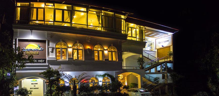 Review nhà hàng sunrise Đà Lạt