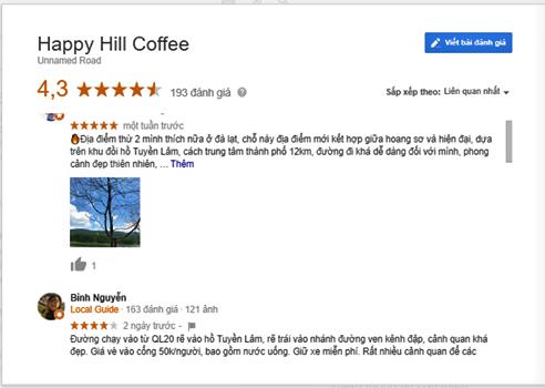 Review phim trường Happy Hil, Đà Lạt