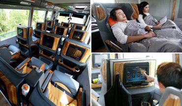 Review xe limousine đi Đà Lạt