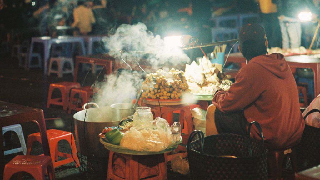 ăn đêm Đà Lạt