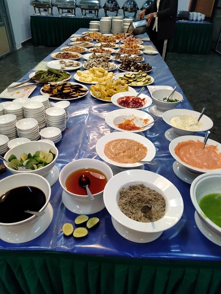 buffet 99k