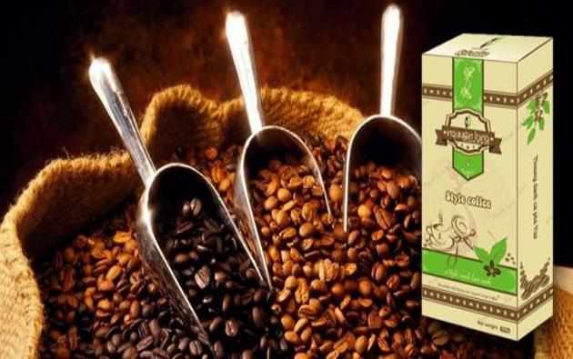 Cà phê moka ở Đà Lạt