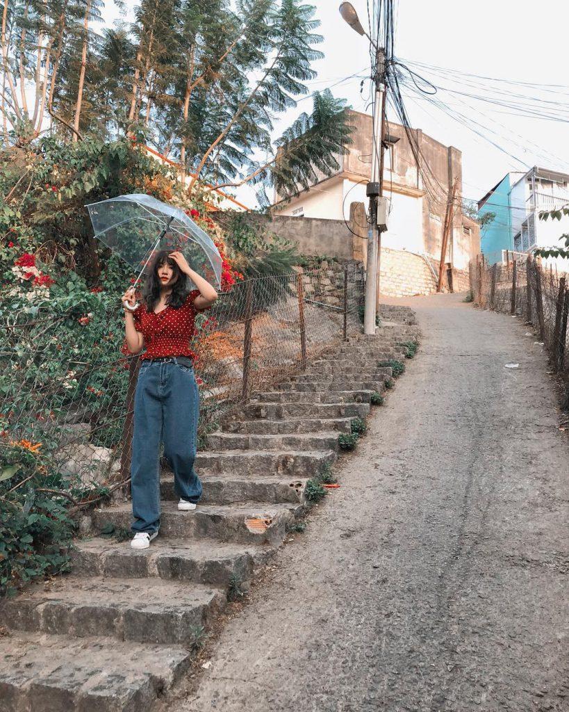 Con dốc huyền thoại ở Đà Lạt