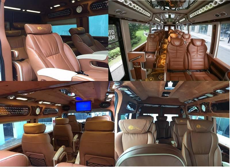Cúc Tùng limousine Đà Lạt