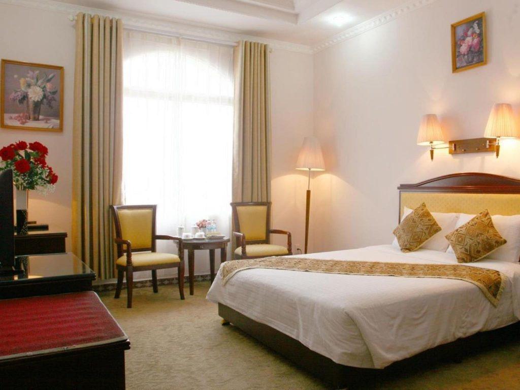 Hình ảnh khách sạn Công Đoàn Đà Lạt