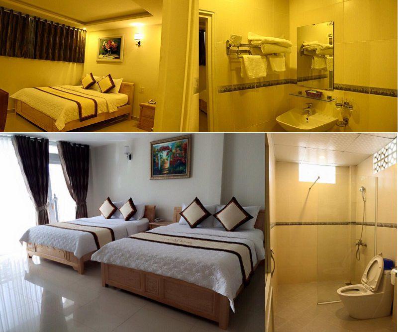 Khách sạn 1 sao Châu âu Đà Lạt