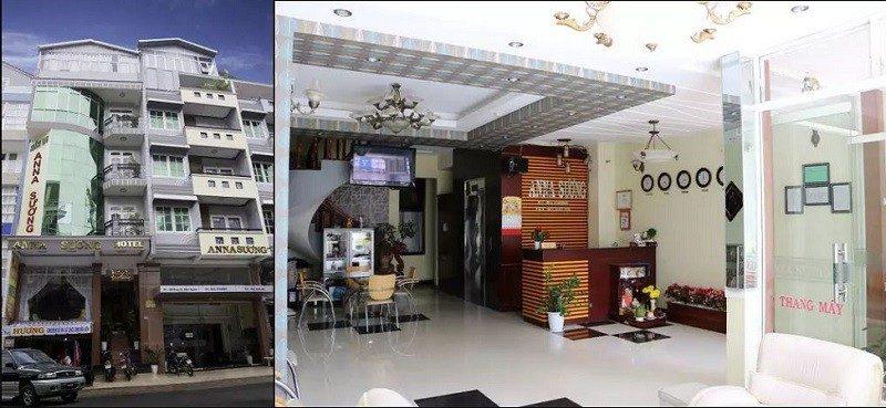 Khách sạn Anna Sương Đà Lạt