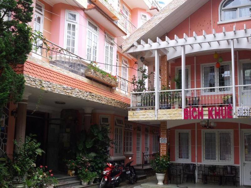 Khách sạn Bích Khuê ở Đà Lạt