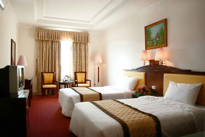 Khách sạn Công Đoàn ở Đà Lạt
