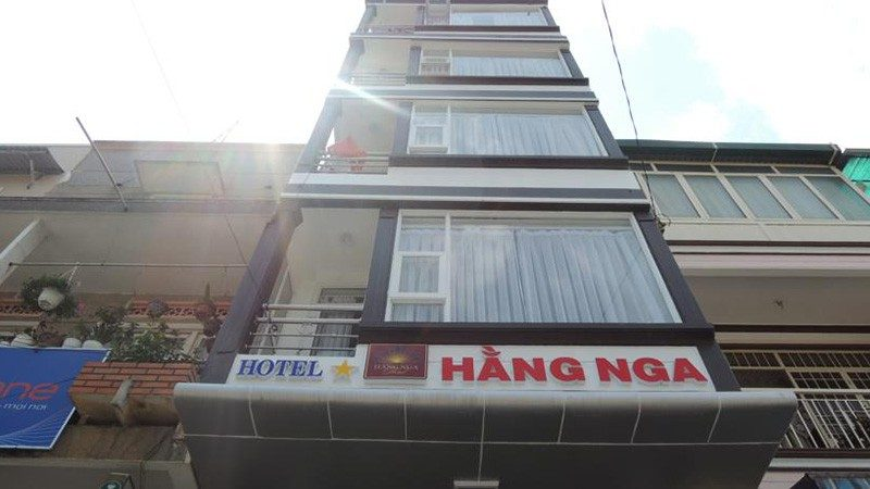 Khách sạn Hằng Nga ở Đà Lạt