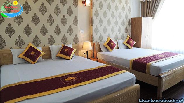 Khách sạn Hằng Nga tại Đà Lạt